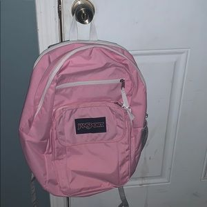 Brand new condition! Pink Jansport backpack 💞